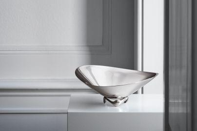 Georg Jensen Henning Koppel wave bowl  Ø26 cm