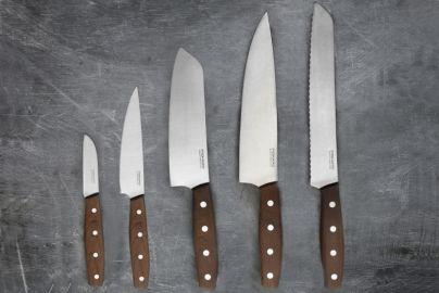 Fiskars Norr knivsett 5 deler