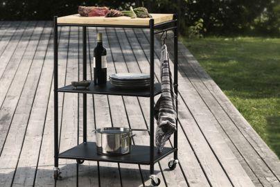 Hornbæk rullebord med flere funksjoner