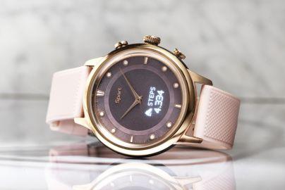 Tobias Jacobsen smartwatch rosa