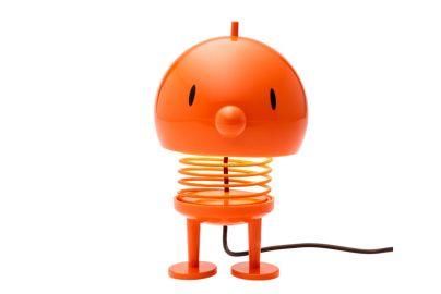 Hoptimist lampe orange H13,5 cm