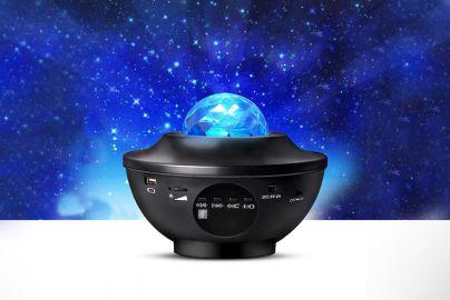 Night Sky LED natt projektor