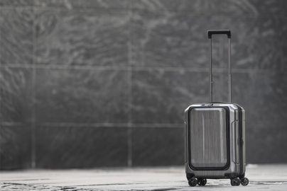 Tobias Jacobsen kabine koffert med TSA og USB