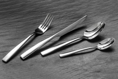 Vexø knivsett rustfritt stål 24 deler