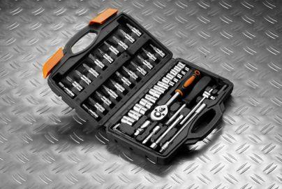 Stantox verktøysett 46 deler