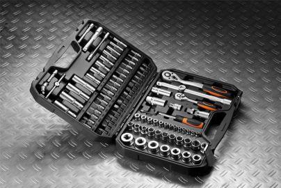 Stantox verktøysett 90 deler