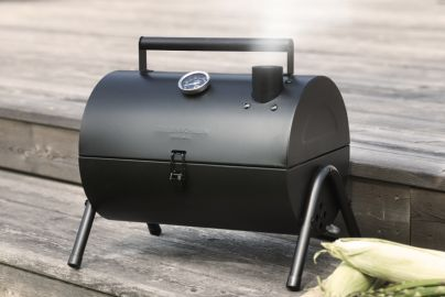 Grillin & Chillin BBQ smoker grill sort