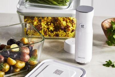 Zwilling fresh & save vacuum starter sett