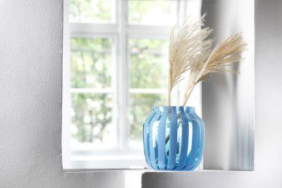 Hay Juice vase blå