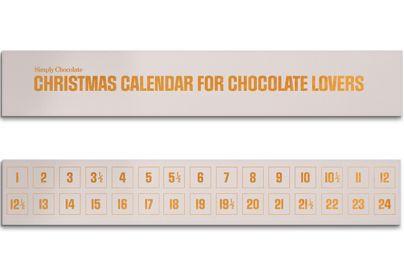 Simply julekalender for chocko lovers