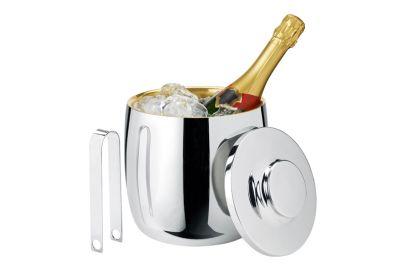 Stelton Norman Foster champagnekjøler m/isklype