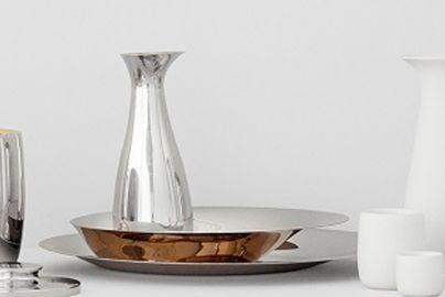 Stelton Norman Foster karaffel & skål