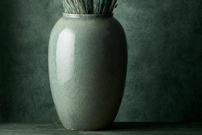 Bitz vase grønn 50cm