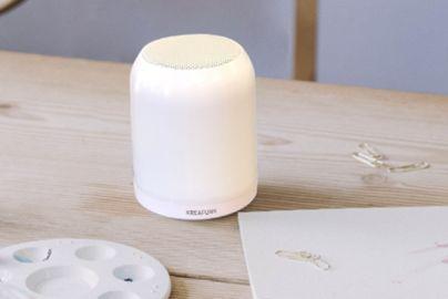 Kreafunk aLIGHT mini høyttaler med lys