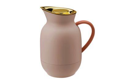 Amphora termokanne, kaffe 1 L., fersken