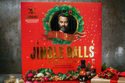 Julekalender Chilli Klaus 420g