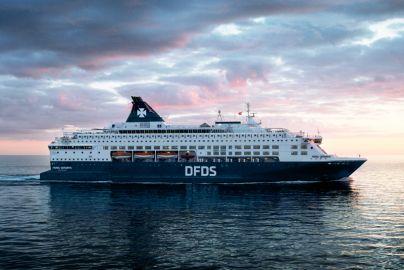 DFDS Getaway-MiniCruise for 2 m/havutsikt & frokost