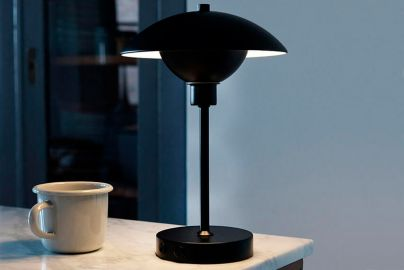 Dyberg Larsen Roma LED lampe svart