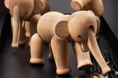 Kay Bojesen Elefant - eik