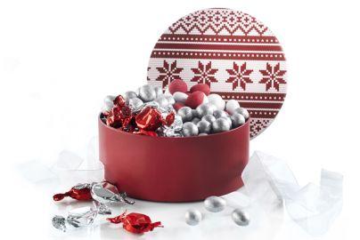 Hatteeske Jul2020 sjokolade & karameller 1000g