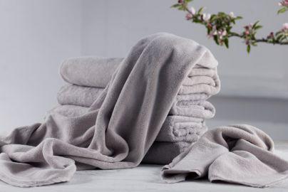 Skagen Bambus håndklær 4 stk 40x70+6 stk 70x140