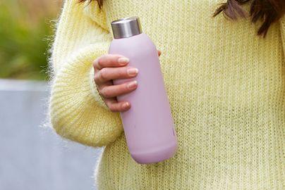 Stelton Keep Cool termoflaske 0,6 l. - misty rose