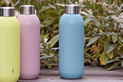 Stelton Keep Cool termoflaske 0,6 l. - cloud