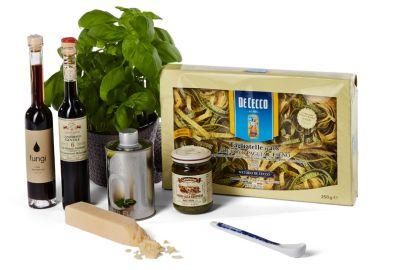 Fabrikkens gourmetpakke Italia