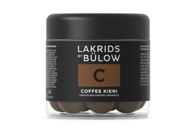 Lakrids Small C Coffee Kieni 125g