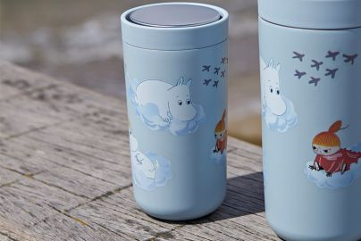 Stelton To Go Click 0,2 soft cloud Moomin