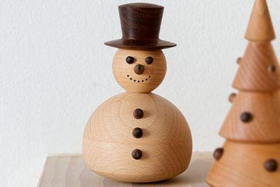 Spring The Tumbler Snowman