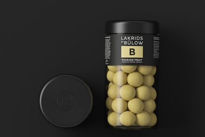 Lakrids Passion fruit regular, 295g