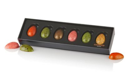 Cocoture lang eske med sjokoladeegg, 108g