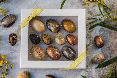 Xocolatl Easter art, 100g