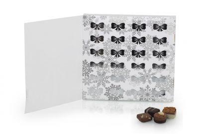 Julekalender med luksussjokolade