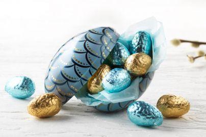 Fabergè-egg, 80g