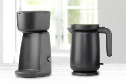 Stelton RIG-TIG Foodie kaffemaskine og vannkoker