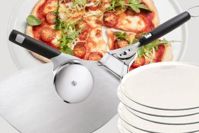 Weber Pizzasett til 6 personer