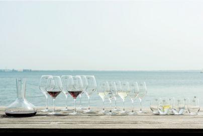 Holmegaard Cabernet glass 18 + karaffel