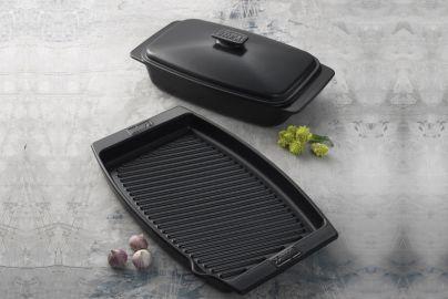 Weber ceramic grillfat og stekegryte