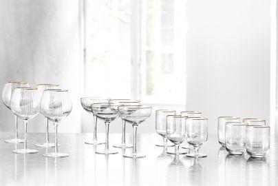 Lyngby Palermo glasspakke 16 deler