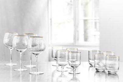 Lyngby Palermo glasspakke 12 deler