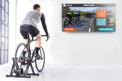 Absolute Sport cykel hometrainer sett