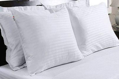 Dunlopillo sengesett hvit 140x200