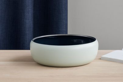 Stelton Ora skål Ø30 midnight blue