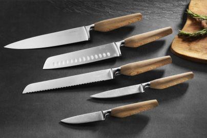Vexø Pro knivsett 5 stk