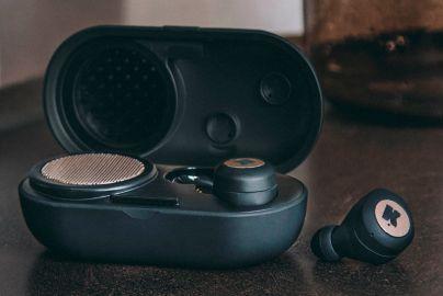 Kreafunk bMATE TWS earbuds med høyttaler